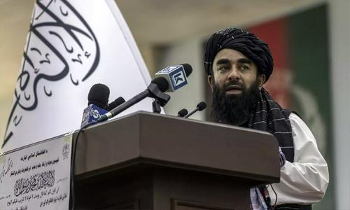 اسرائیل کے حوالے سے طالبان کا دو ٹوک اعلان