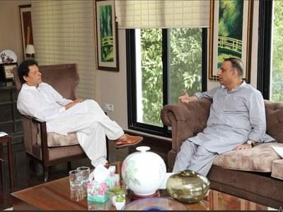 علیم خان نے استعفے کی وجہ بتا دی