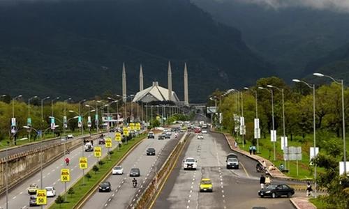 اسلام آباد نصف آبادی کی ویکسی نیشن کرنے والا ملک کا پہلا شہر بن گیا