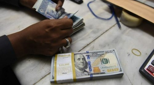 Rupee continues to slide, loses 7 paisas against dollar