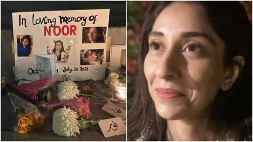 Celebrities respond to Noor's sister's call asking them to raise voices