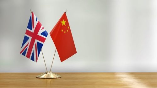 UK parliament bars China envoy after MPs sanctioned