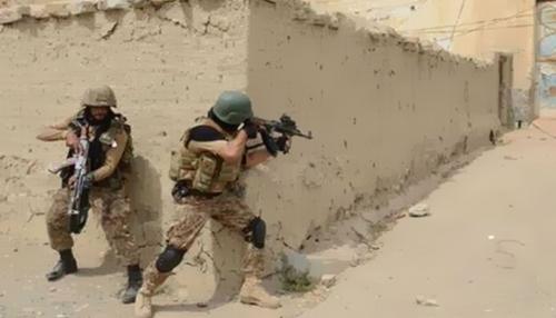 شمالی وزیرستان میں فورسز کا آپریشن، 2 دہشتگرد ہلاک، اسلحہ و بارود برآمد
