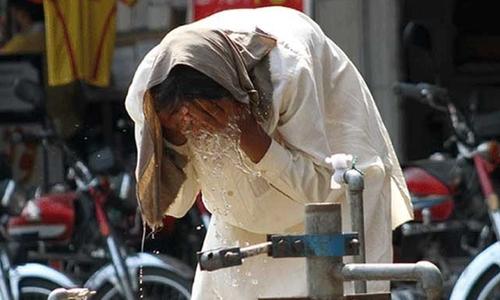 سمندری ہوائیں بند، کراچی میں آج بھی شدید گرمی رہے گی