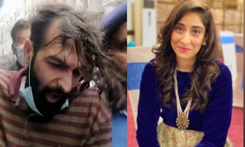 ملزم ظاہر جعفر اسلام آباد اور والدین کراچی مں  تھے، خواجہ حارث کے دلائل