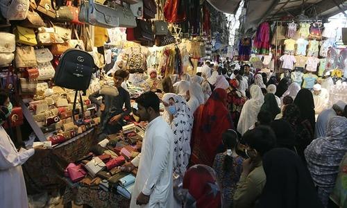 کوروناپابندیوں میں نرمی:سندھ میں کاروباری مراکز رات 10 بجے کرنے کی ہدایت