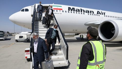 Iran resumes passenger flights to Afghanistan