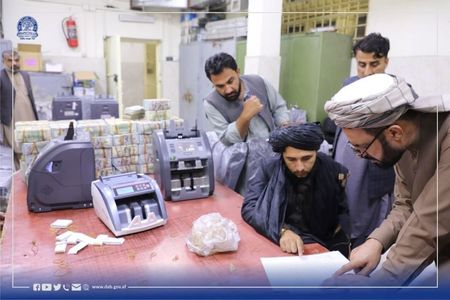 Afghanistan's central bank seizes $12.4 million from former top Afghan officials