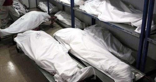 لوئر دیر میں نماز جنازہ کے دوران فائرنگ سے 9 افراد جاں بحق