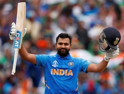 Former players back Rohit to replace Kohli as India's T20 captain