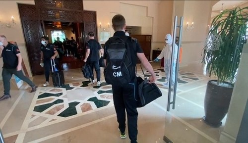 NZ cricket team to leave Pakistan on a special chartered flight