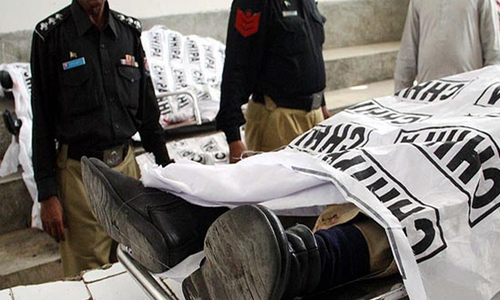 کوہاٹ میں پولیو ٹیم پر مسلح افراد کی فائرنگ، پولیس کانسٹیبل شہید