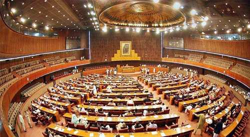 قومی اسمبلی کا اجلاس آج ہوگا، 22 نکاتی ایجنڈا جاری