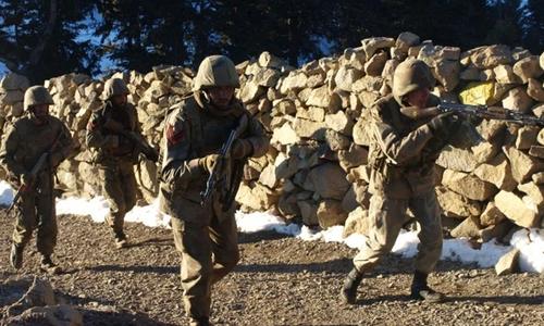 سیکیورٹی فورسز کا شمالی وزیرستان میں آپریشن، کالعدم ٹی ٹی پی کا کمانڈر ہلاک