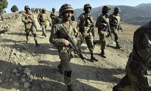 ISPR claims TTP commander killed in security operation