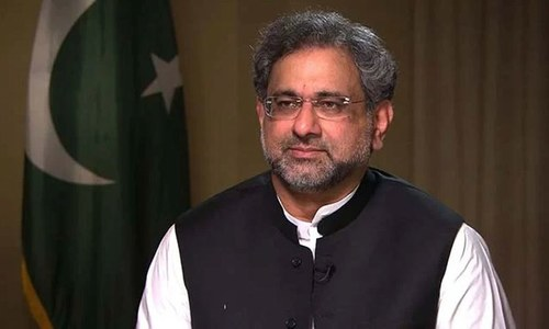 Govt intends to frighten the opposition by using this Chairman NAB: Shahid Khaqan Abbasi