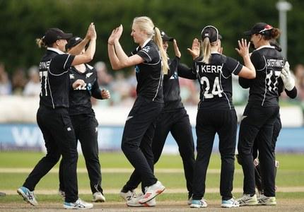 Security tightened around NZ women's team in England after threat