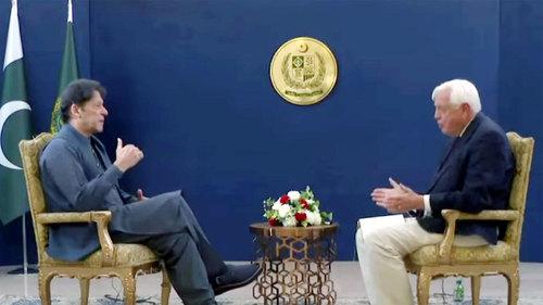 Failure to form inclusive govt can descend Afghanistan into civil war: PM Imran