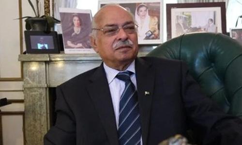 سابق ہائی کمشنر واجد شمس الحسن لندن میں انتقال کرگئے