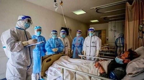 پاکستان میں کورونا وائرس سے مزید 52 اموات، 1,560 نئے کیسز رپورٹ