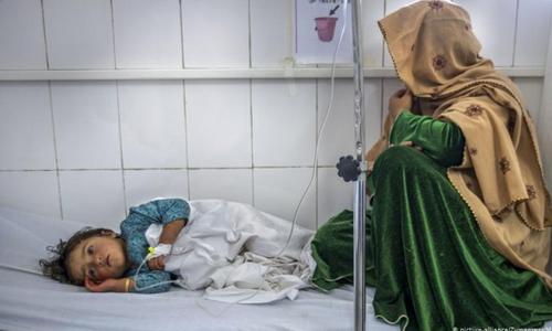 'افغانستان میں حفظانِ صحت کی فراہمی کی صورتحال تیزی سے بگڑ رہی ہے'