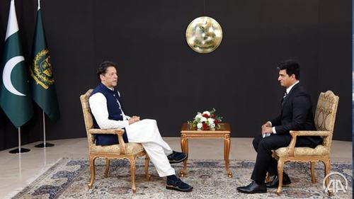 PM Imran's comments on talks with TTP draw social media ire