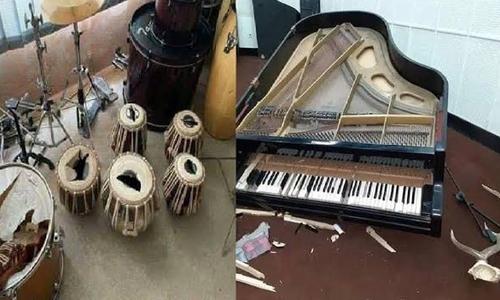'جب طالبان نے موسیقی کو حرام قرار دے دیا تو پھر وہاں ہمارے لئے کیا بچا؟'