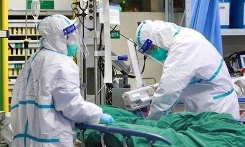 پاکستان میں کورونا وائرس سے مزید 35 اموات، 1,656 نئے کیسز رپورٹ