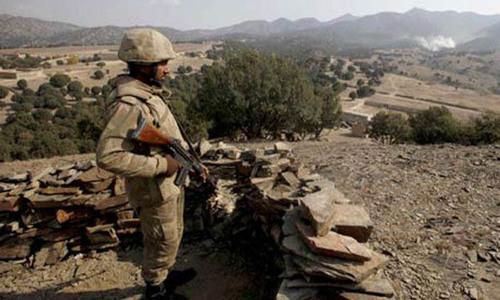 شمالی وزیرستان: دہشتگردوں کا فورسز کی چیک پوسٹ پر حملہ، پاک فوج کا جوان شہید