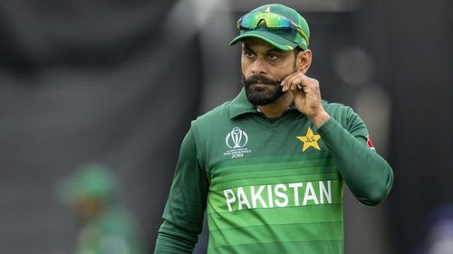 Mohammad Hafeez recovers from dengue, resumes practice