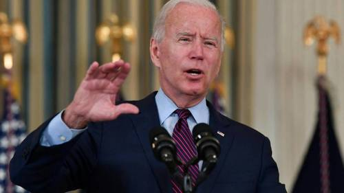 Biden goes on offensive against 'reckless' Republicans