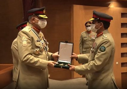 No cause more noble than sacrificing ones life for defending motherland: COAS
