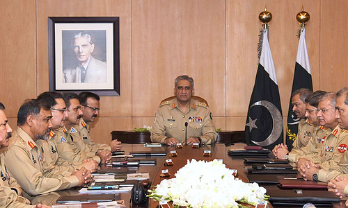 Indian propaganda an attempt to divert attention from HR violations in IIOJ&K: COAS