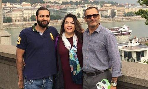 نور مقدم قتل کیس: ملزم ظاہر جعفر کے والدین کا ضمانت کیلئے سپریم کورٹ سے رجوع