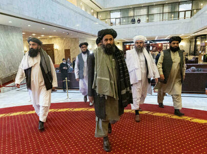 Russia to invite Taliban to international talks in Moscow Oct. 20