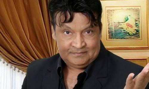 کراچی : گلشن اقبال،مرحوم عمر شریف کا سوئم،فنکاروں کی شرکت