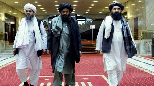 انخلا کے بعد طالبان کی امریکی وفد سے پہلی ملاقات کی اندرونی کہانی منظرعام پر