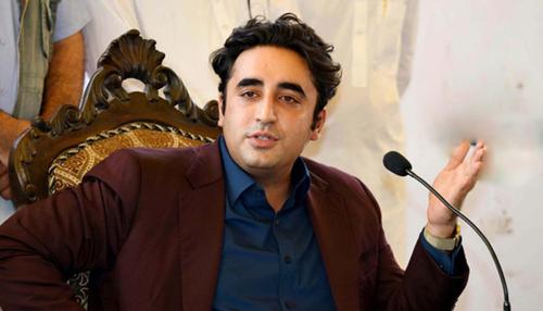 بلاول بھٹو کی آزاد کشمیر میں پیپلز پارٹی کی کامیابی پر کارکنوں کو مبارکباد
