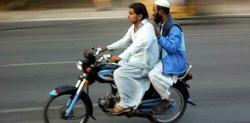 12ربیع الاول: سندھ بھر میں موٹرسائیکل کی ڈبل سواری پر پابندی عائد