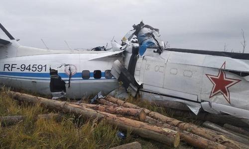 تاتارستان میں طیارہ گر گیا،16 افراد ہلاک