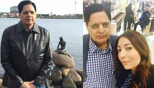 پیپلز پارٹی کی رکن سندھ اسمبلی شرمیلا فاروقی کے والد انتقال کرگئے
