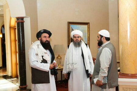 U.S., Taliban had 'productive' talks on humanitarian aid: State Department