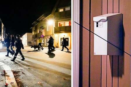 ناروے: تیر کمان سے مسلح شخص کا حملہ، کئی افراد قتل، متعدد زخمی