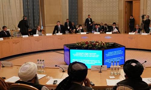 افغانستان پر بڑی طاقتوں کا اجلاس ماسکو میں ہوگا
