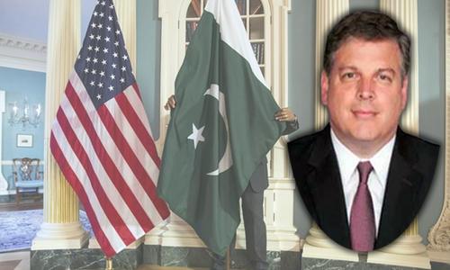 ڈونلڈ بلوم پاکستان کے لیے امریکی سفیر نامزد