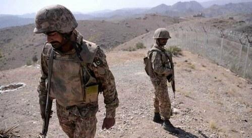 بلوچستان میں دہشتگردوں کی فائرنگ، سپاہی شہید