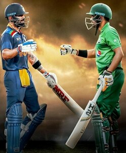 Cricket fans gearing up for Pakistan Vs India T20 match on Sunday