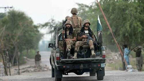 ہرنائی:سیکیورٹی فورسز کا آپریشن،بی ایل اے کمانڈر سمیت 6 دہشت گرد ہلاک