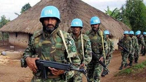 عالمی امن کے فروغ کیلئے ہماری قربانیاں دنیا کے سامنے ہیں،آرمی چیف