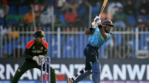 Sri Lanka beat Bangladesh by five wickets in T20 World Cup